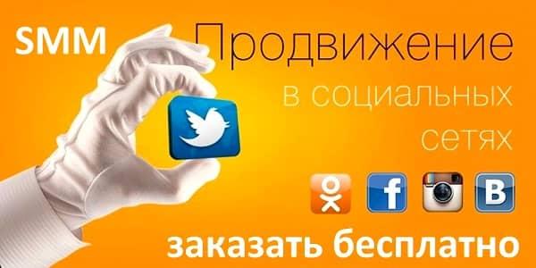 Продвижение и заработок в соцсетях